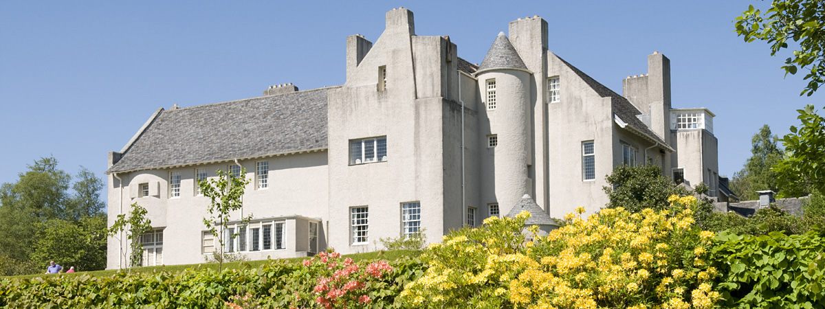 The National Trust for Scotland, The Hill House