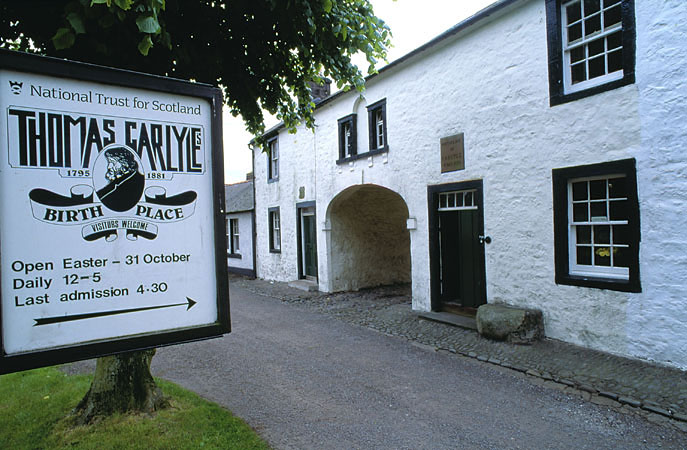National Trust for Scotland, Thomas Carlyle's Birthplace