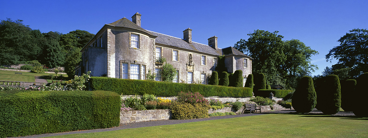 National Trust for Scotland, Hill of Tarvit Mansionhouse & Garden