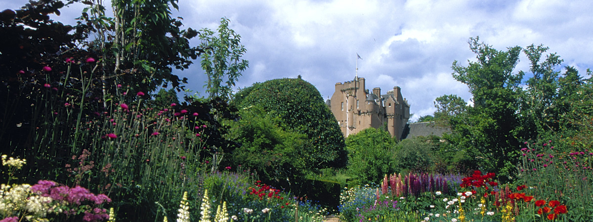 National Trust for Scotland, Crathes Castle, Garden & Estate