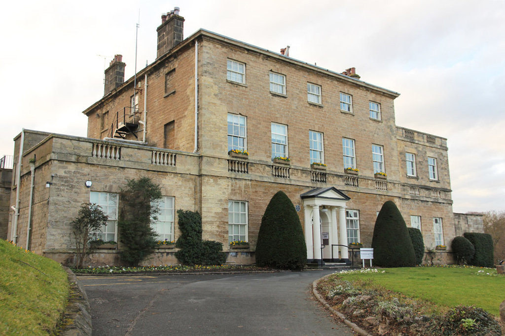 Knaresborough House