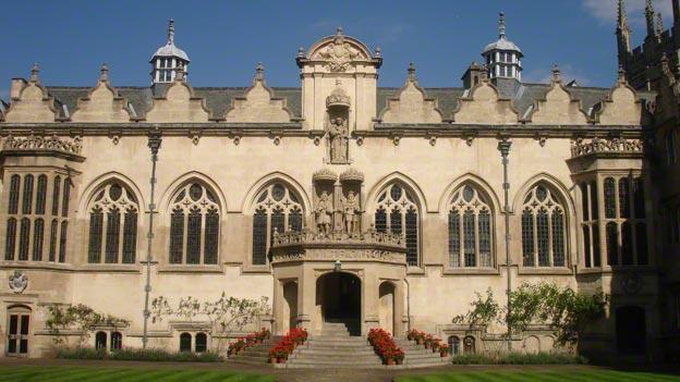 Oriel College, University of Oxford