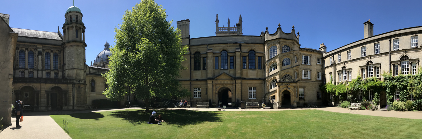 Hertford College, University of Oxford