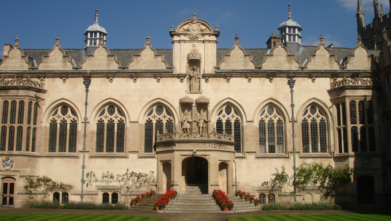 Oriel College, University of Oxford