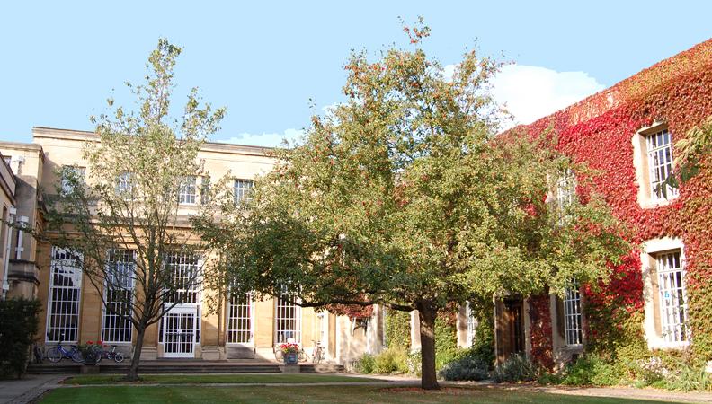 Regent's Park College, University of Oxford