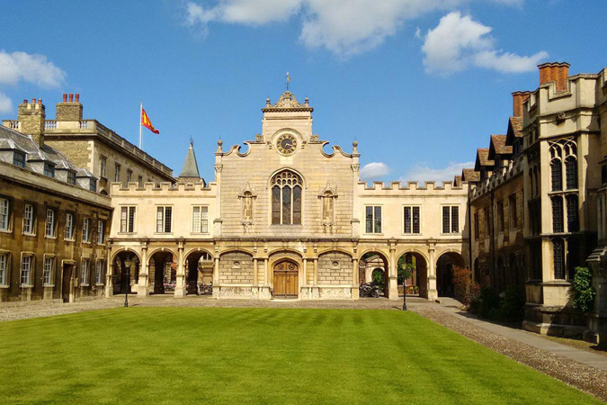 Peterhouse, University of Cambridge