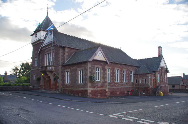 Alyth Town Hall