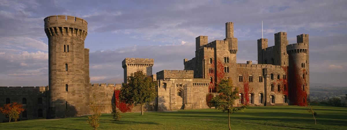 National Trust, Penrhyn Castle