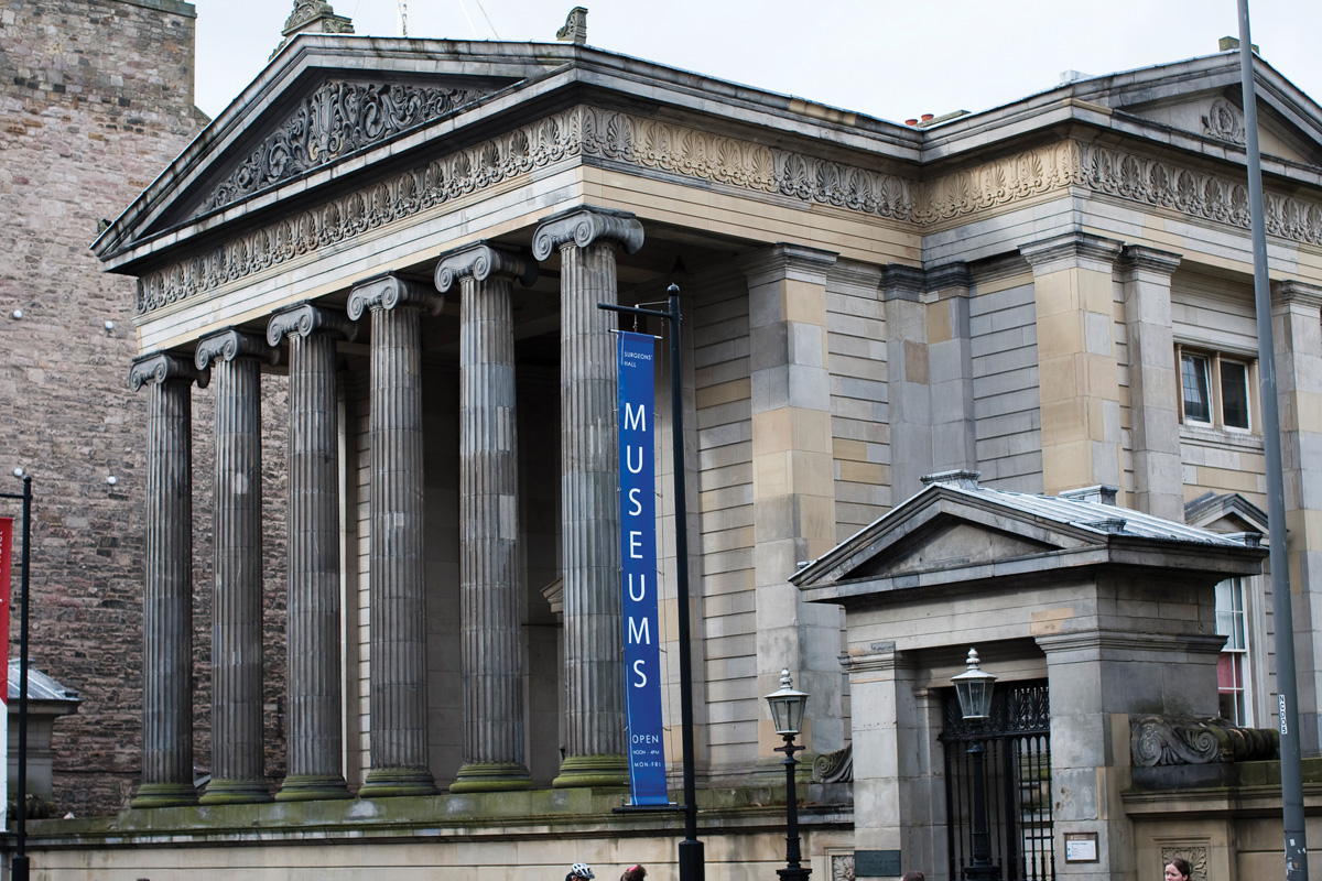 The Royal College of Surgeons of Edinburgh