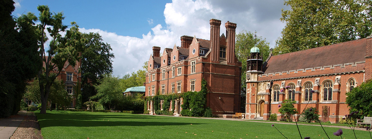 Ridley Hall Theological College, Cambridge
