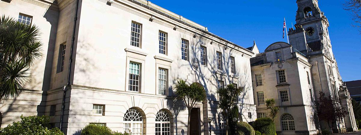 Surrey County Hall
