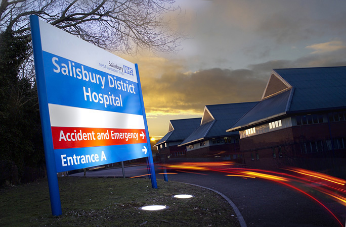 Salisbury District Hospital