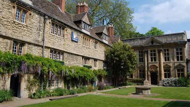 St Edmund Hall, University of Oxford