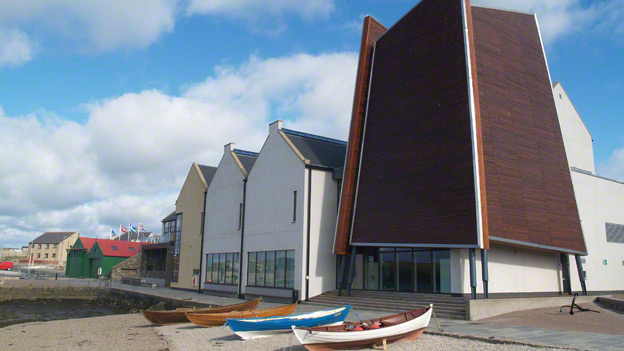 Shetland Museum and Archives