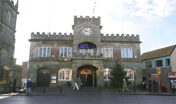Shaftesbury Town Hall