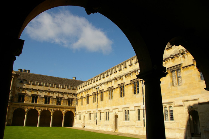 St John's College, University of Oxford