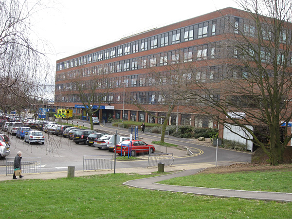 Queen Mary's Hospital Sidcup