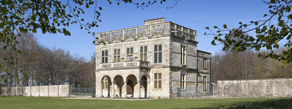 National Trust, Lodge Park and Sherborne Estate