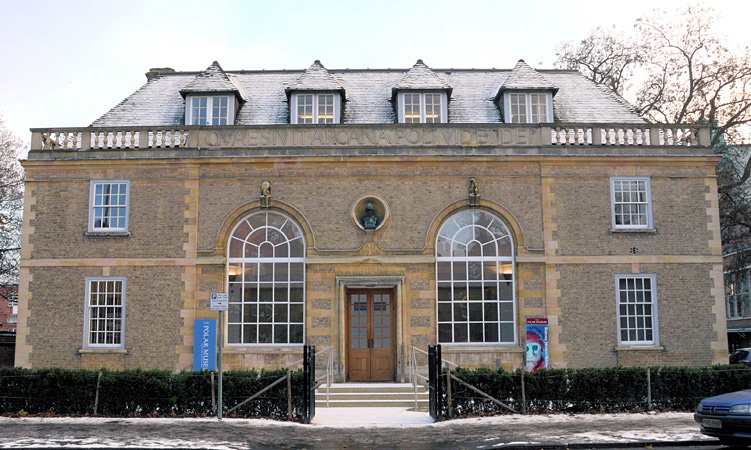 Scott Polar Research Institute, University of Cambridge