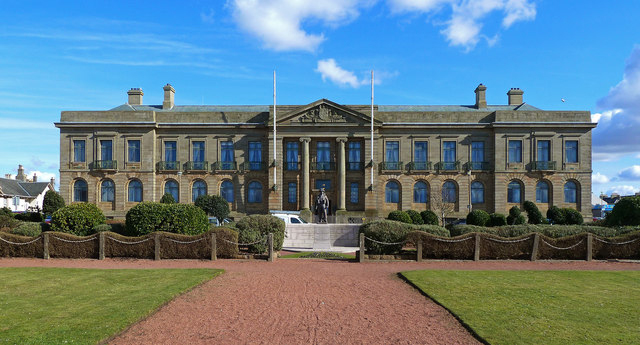 County Buildings, South Ayrshire Council