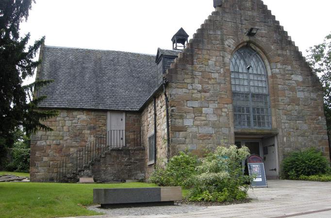 Auld Kirk Museum