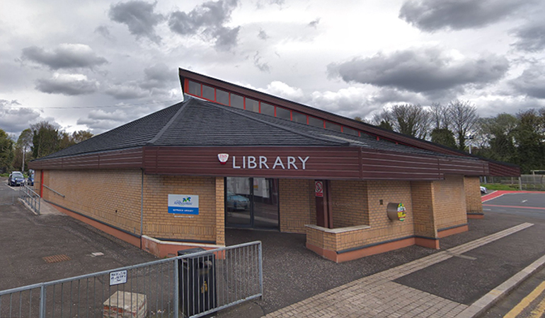Giffnock Library and Heritage Centre