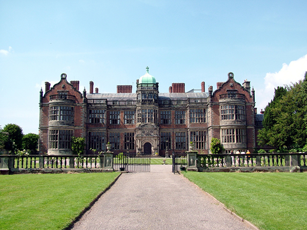 Ingestre Hall Residential Arts Centre