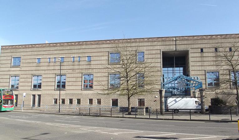 Wolverhampton Combined Court Centre