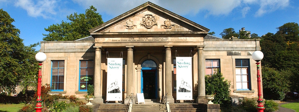 The Stirling Smith Art Gallery & Museum