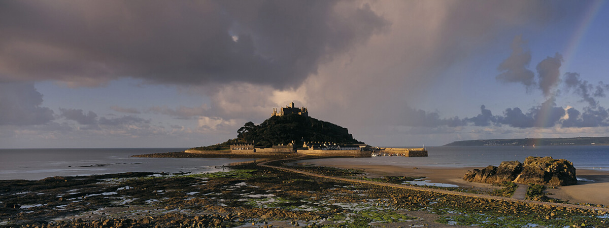 National Trust, St Michael's Mount