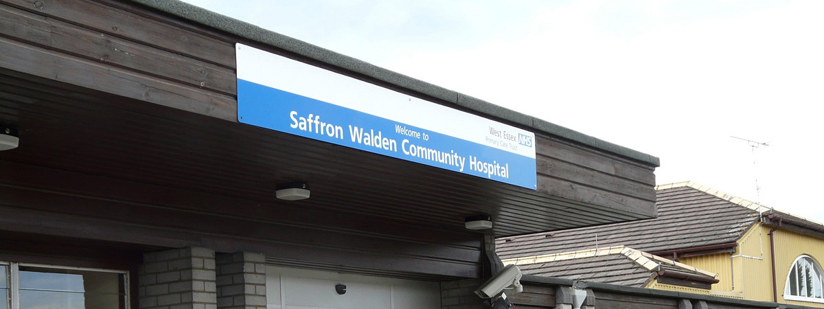 Saffron Walden Community Hospital