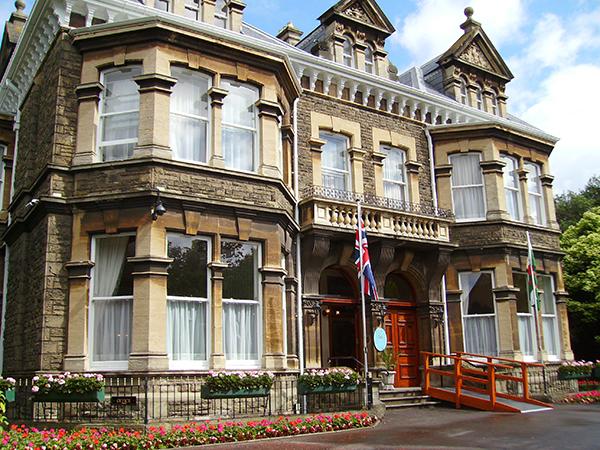 Mansion House, Cardiff