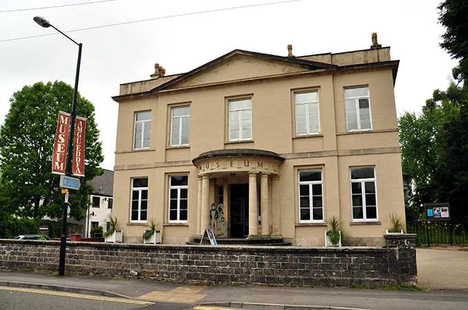 Chepstow Museum