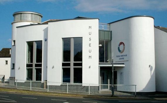 Teignmouth & Shaldon Museum: Teign Heritage
