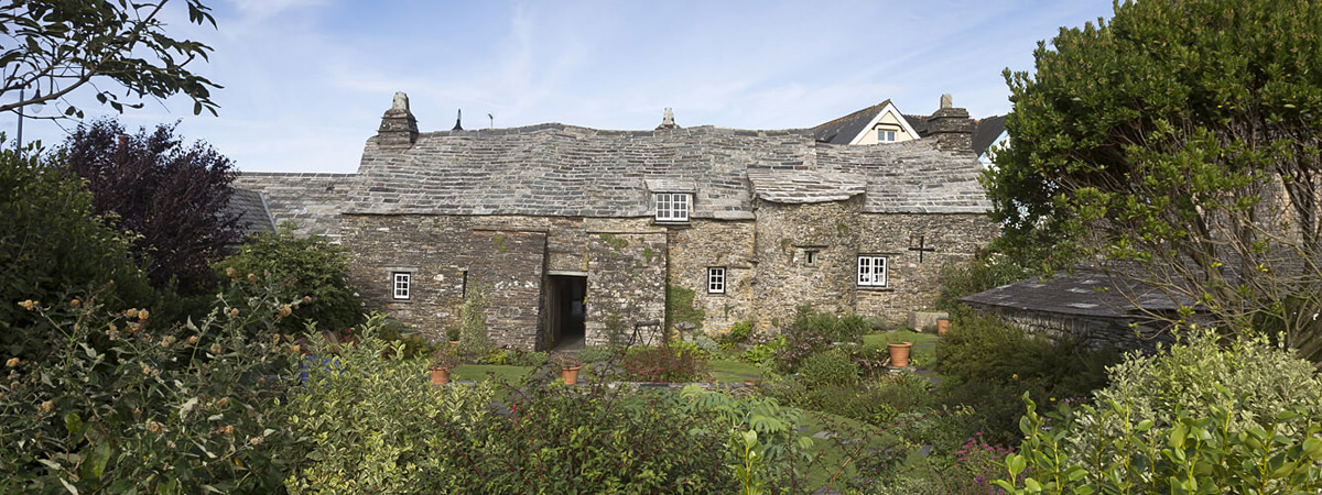 National Trust, Tintagel Old Post Office