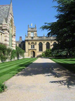 Trinity College, University of Oxford