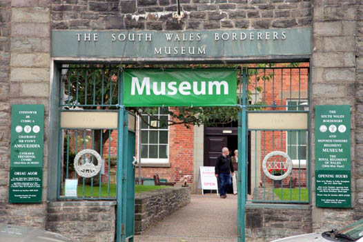 The Regimental Museum of The Royal Welsh