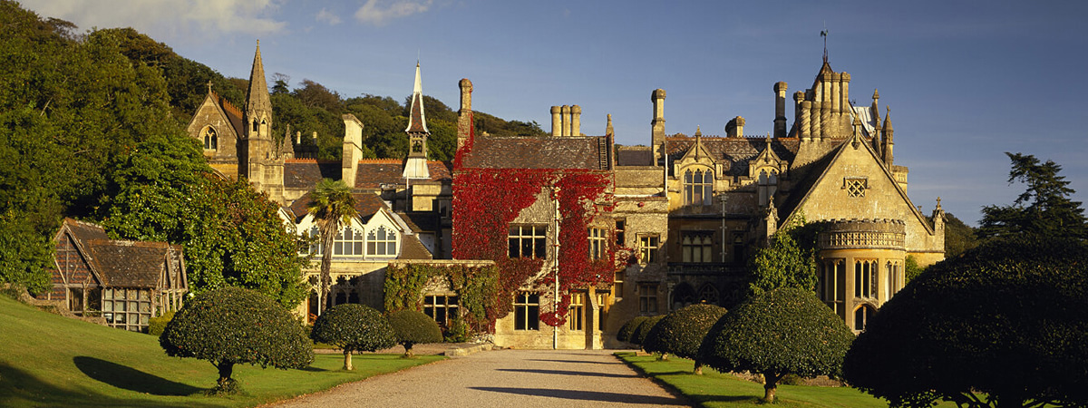 National Trust, Tyntesfield