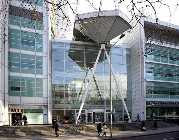 University College Hospital, UCLH Arts