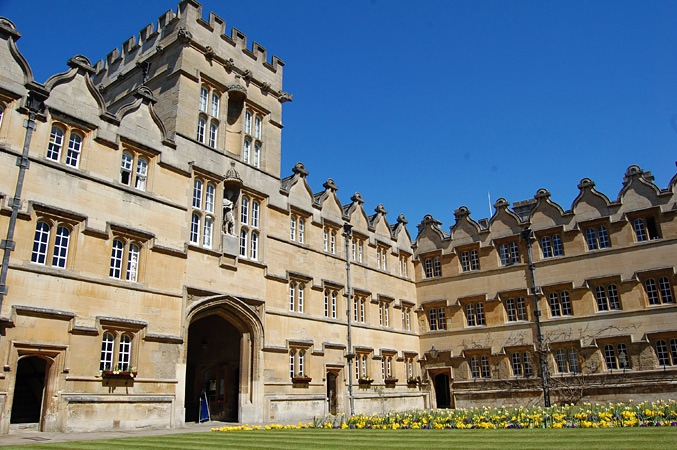 University College, University of Oxford