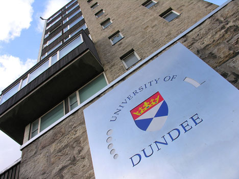 University of Dundee Fine Art Collections, Tower Foyer & Lamb Galleries