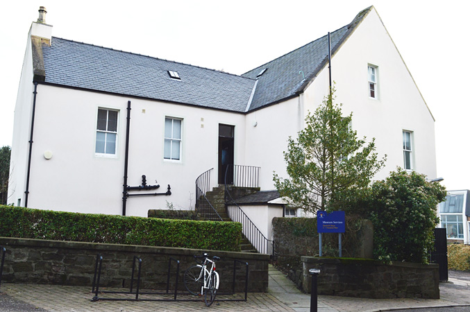 University of Dundee, Hawkhill House