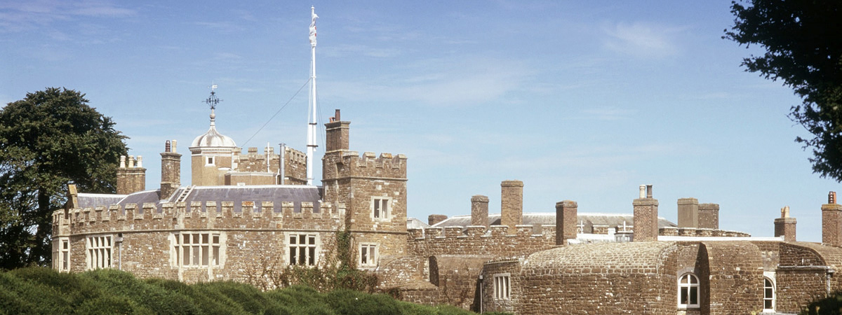 English Heritage, Walmer Castle