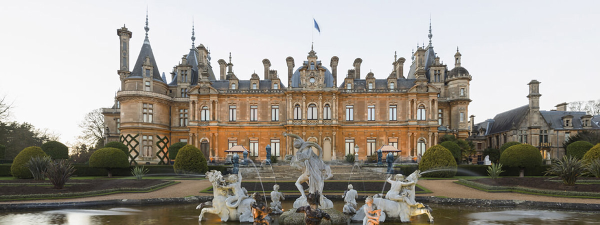 National Trust, Waddesdon Manor