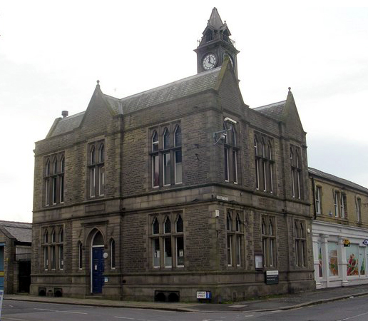 Meltham Town Hall