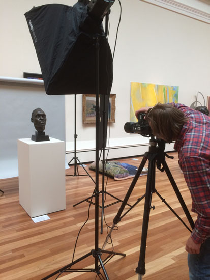 Photography at York Art Gallery