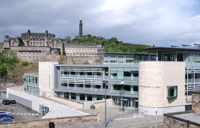 City of Edinburgh Council Headquarters