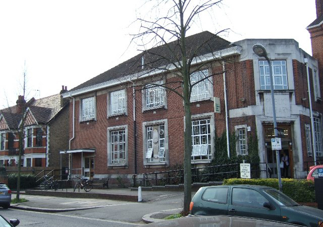 Chiswick Local Studies Library
