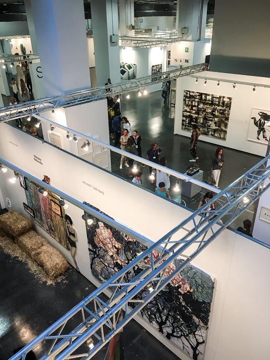 An international art fair