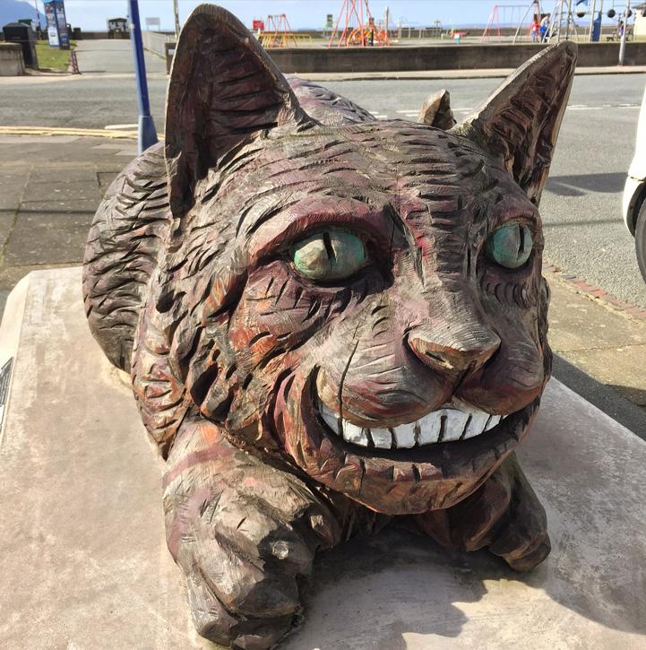 Top five public sculptures llandudno art uk